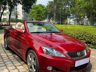 Lexus IS 250C sport 2 cửa, mui xếp cứng rất mới - ĐKLĐ 2010 (nhập khẩu)