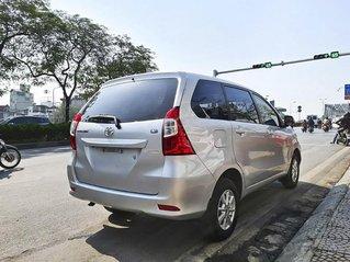 Cần bán gấp Toyota Avanza 1.3 MT đời 2019, màu bạc