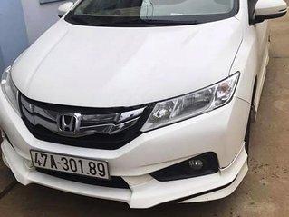 Bán xe Honda City 1.5 AT sản xuất năm 2016, màu trắng