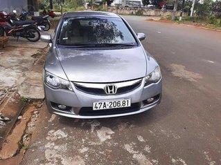 Cần bán gấp Honda Civic 2009, màu xám chính chủ, giá 372tr
