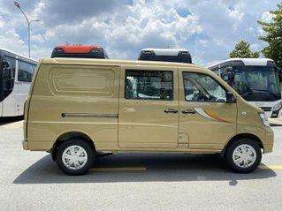 Thaco Towner Van 2S 2021, lưu thông giờ cấm, tải trọng 945kg, 2 - 5 người - Trả góp 75%
