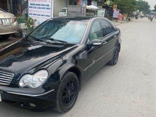 Cần bán Mercedes C200 sản xuất năm 2002 xe gia đình, giá cực thấp