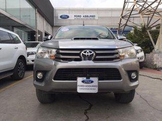 Cần bán xe Toyota Hilux 2.5E MT năm 2015, nhập khẩu nguyên chiếc, giá tốt