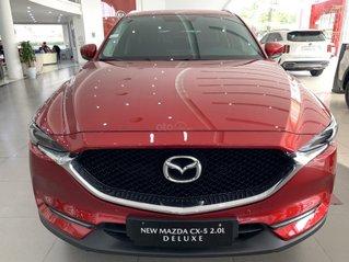 [Mazda Hải Phòng] Mazda CX5 - tặng gói phụ kiền chính hãng, hỗ trợ trả góp - xe đủ màu giao ngay