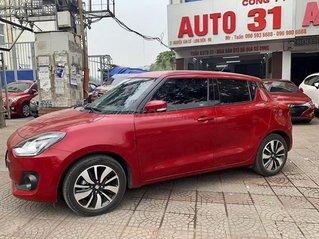 Bán xe Suzuki Swift sản xuất 2018, màu đỏ, nhập khẩu