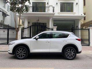 Bán Mazda CX 5 2.0 sản xuất năm 2018, màu trắng