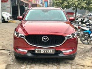 Cần bán xe Mazda CX 5 đời 2018, màu đỏ, biển HN