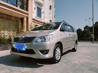 Bán ô tô Toyota Innova đời 2013 chính chủ, 428tr