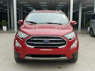 Gia đình cần bán Ford EcoSport năm sản xuất 2020, hổ trợ góp NH