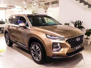 Cần bán xe Hyundai Santa Fe năm 2020, 950 triệu - Santa Fe top 1 phân khúc