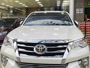 Bán xe Toyota Fortuner 2.4G đời 2019, màu trắng