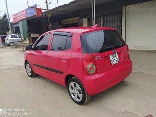 Cần bán lại xe Kia Morning sản xuất 2012, màu đỏ