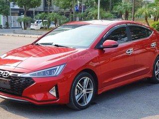 Bán xe Hyundai Elantra 1.6 Turbo Sport sx 2019, màu đỏ