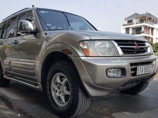 Cần bán xe Mitsubishi Pajero đời 2000, xe nhập