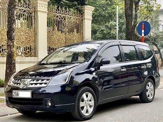 Bán Nissan Grand livina 1.8AT năm 2011, màu đen