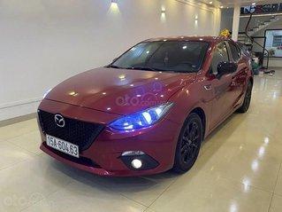 Bán ô tô Mazda 3 sản xuất 2015, màu đỏ chính chủ