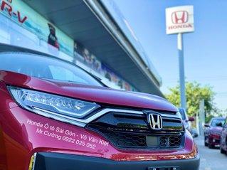 Sở hữu ngay Honda CRV chỉ từ 268tr