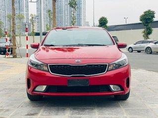Bán Kia Cerato năm sản xuất 2018, màu đỏ