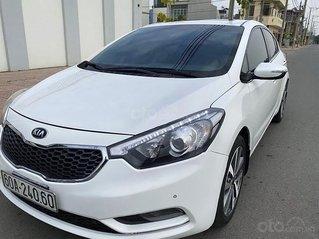 Cần bán Kia K3 2015, màu trắng chính chủ, giá chỉ 475 triệu