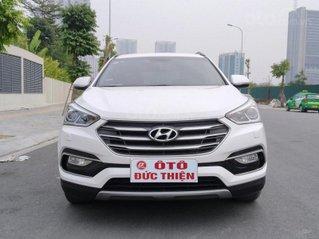 Cần bán xe Hyundai SantaFe 2.2 AT 2017