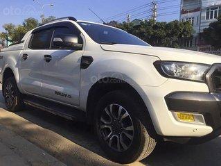 Bán Ford Ranger đời 2017, màu trắng, nhập khẩu, 760tr
