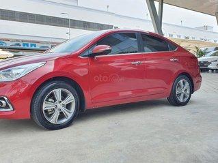 Cần bán Hyundai Accent 2018 - đi 33.000 km, xe đẹp máy zin, giá 505tr - hỗ trợ trả góp 70% giá trị xe
