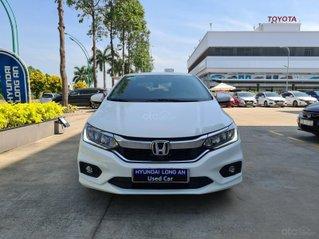 Cần bán Honda City 2019 - đi 50.000 km, xe đẹp máy zin, giá 560tr - hỗ trợ trả góp 70% giá trị xe