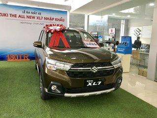 Bán Suzuki XL7 chỉ cần có 200 tr có xe ngay, giá cạnh tranh