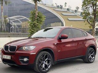 Cần bán gấp BMW X6 sản xuất năm 2011, màu đỏ, nhập khẩu