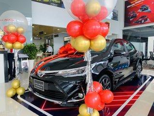 Toyota Corolla Altis - Tặng 2 năm bảo hiểm vật chất Toyota