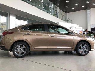 Bán xe Hyundai Accent năm sản xuất 2021, giá chỉ 520 triệu, xe có sẵn, giao kịp trước tết
