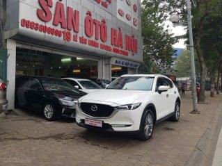 Mazda CX 5 2.0 sản xuất 2020 màu trắng xe tư nhân chính chủ một chủ từ đầu đi rất ít