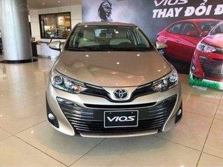 [Toyota Mỹ Đình] Toyota Vios 2021 khuyến mãi khủng, đủ màu giao ngay trước tết, trả góp lên tới 80%