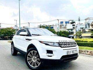 Range Rover Evoque nhập Anh 2012 màu trắng, loại hàng full cao cấp, đủ đồ chơi