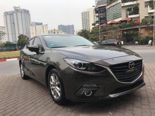 Bán gấp chiếc Mazda 3 1.5 AT sản xuất năm 2016