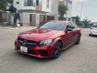 Bán Mercedes-Benz C class đăng ký lần đầu 2019, màu Đỏ nhập khẩu giá chỉ 1 tỷ 868 triệu đồng