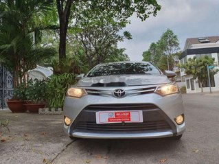 Xe Toyota Vios 1.5E CVT sản xuất 2017, 465 triệu