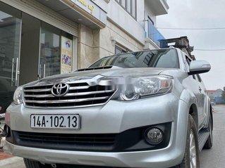 Cần bán lại xe Toyota Fortuner năm 2013, xe một đời chủ còn mới