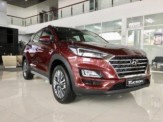 Hyundai Tucson 2.0 xăng đặc biệt -2021, đủ phiên bản - đủ màu, ưu đãi lớn tháng 1, hỗ trợ trả góp tới 85% giá trị xe
