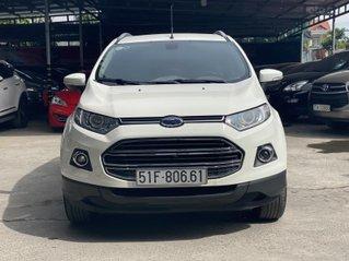 Bán Ecosport bản 1.5 Titanium màu trắng, xe gđ 1 chủ