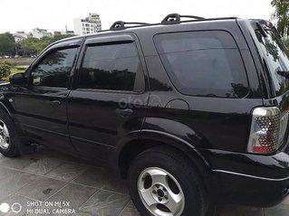 Bán Ford Escape đời 2004, màu đen còn mới