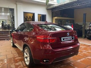 Bán BMW X6 sản xuất 2008, màu đỏ, nhập khẩu nguyên chiếc còn mới, giá 695tr