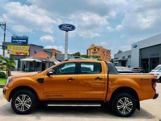 Giảm giá tiền mặt và quà tặng khi mua Ford Ranger Wildtrak AT 2020
