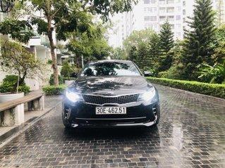 Cần bán gấp Kia Optima đăng ký 2016, màu Đen mới 95% giá tốt 775 triệu đồng