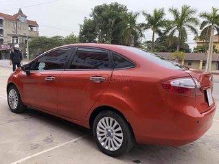 Cần bán lại xe Ford Fiesta năm sản xuất 2011, màu đỏ còn mới