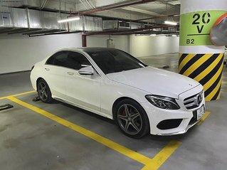 Bán xe Mercedes C class năm sản xuất 2016, màu trắng còn mới