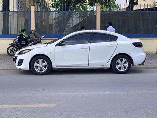 Bán Mazda 3 năm 2010, màu trắng, nhập khẩu nguyên chiếc còn mới, 330 triệu