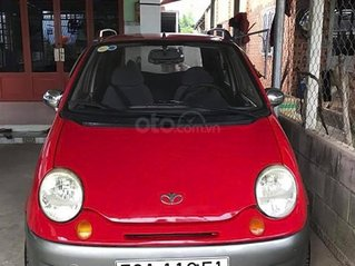 Cần bán lại xe Daewoo Matiz sản xuất 2005, màu đỏ còn mới