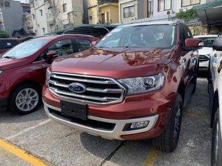 Ford Everest 2020 đủ màu, giao xe ngay trước tết, hỗ trợ trả góp 0%