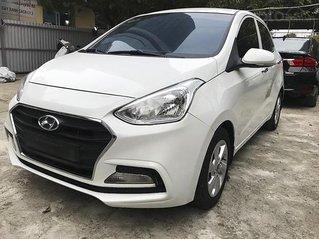 Cần bán lại xe Hyundai Grand i10 năm sản xuất 2019, màu trắng còn mới